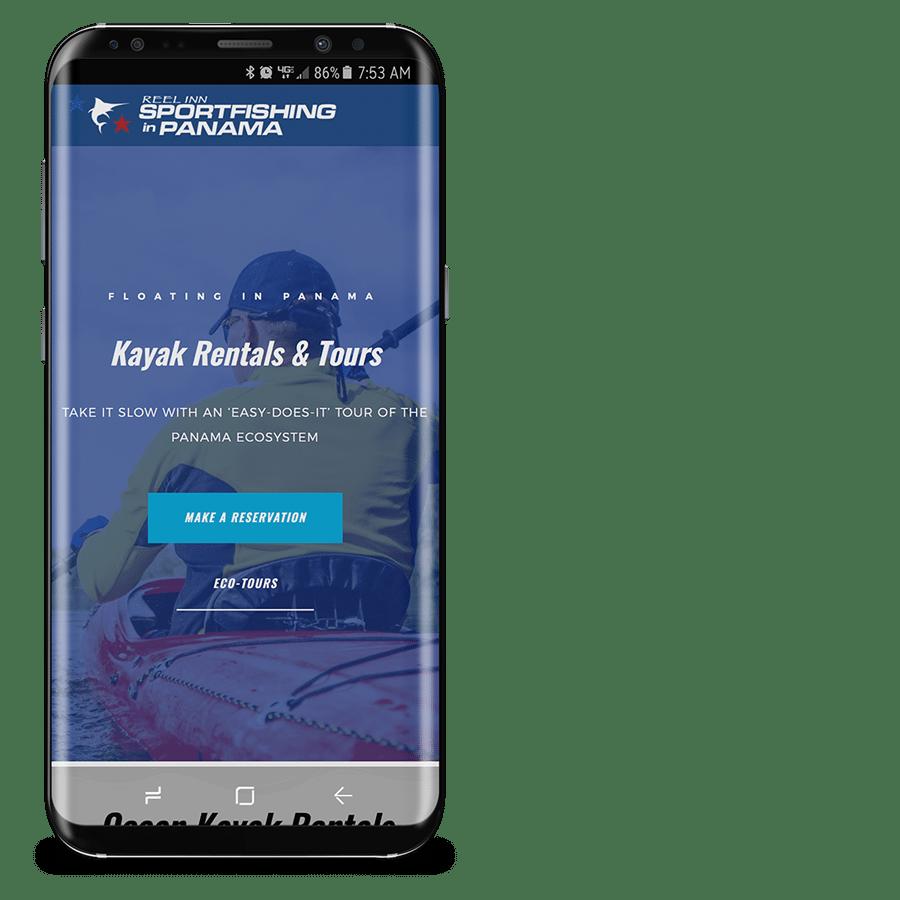 Mobile Web Builder - bizProWeb - Advanced Website Builder and Digital Marketing Platform