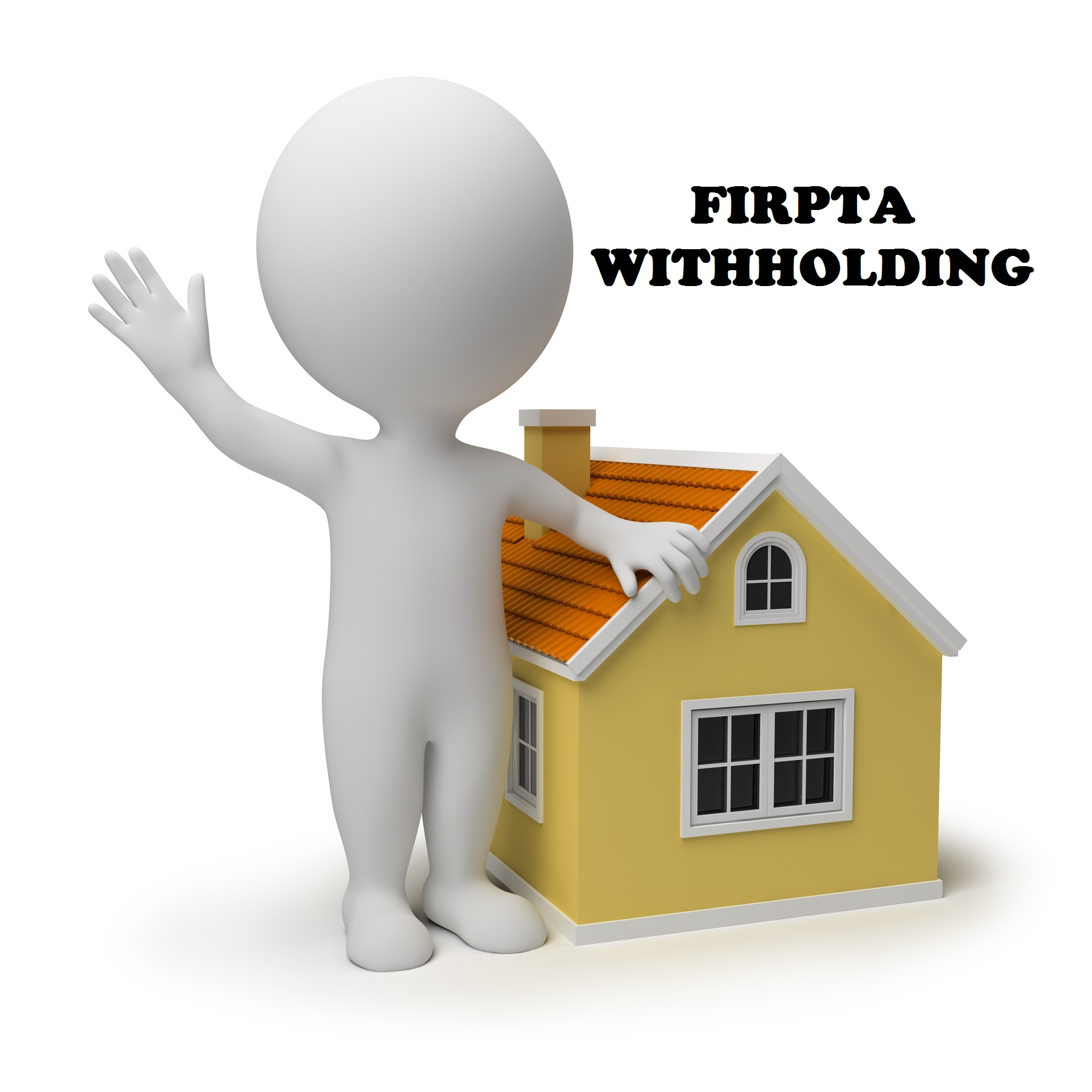 FIRPTA Withholding