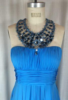 la boudoir miami blue beaded collar evening gown (1)