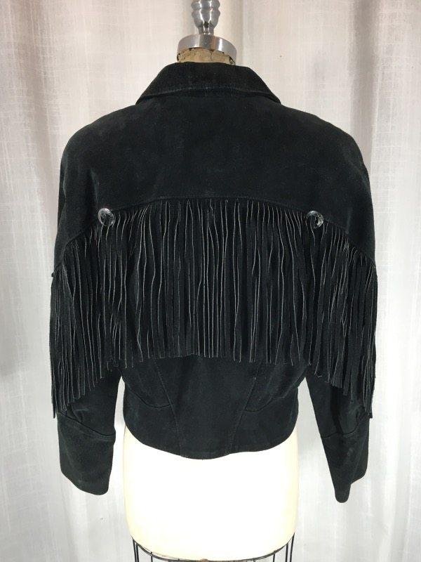 la-boudoir-miami-1980s-black-fringe-bomber-jacket-5