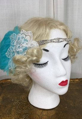 la-boudoir-miami-lauren-arkin-turquoise-feather-headpiece-with-rhinestones-2
