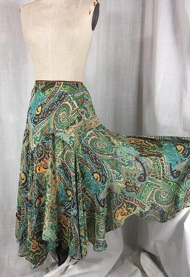 la-boudoir-miami-green-paisley-peasant-skirt-4