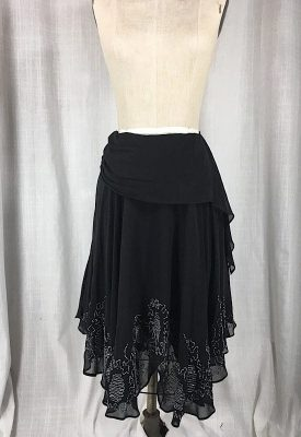 la-boudoir-miami-black-french-connection-beaded-skirt-4