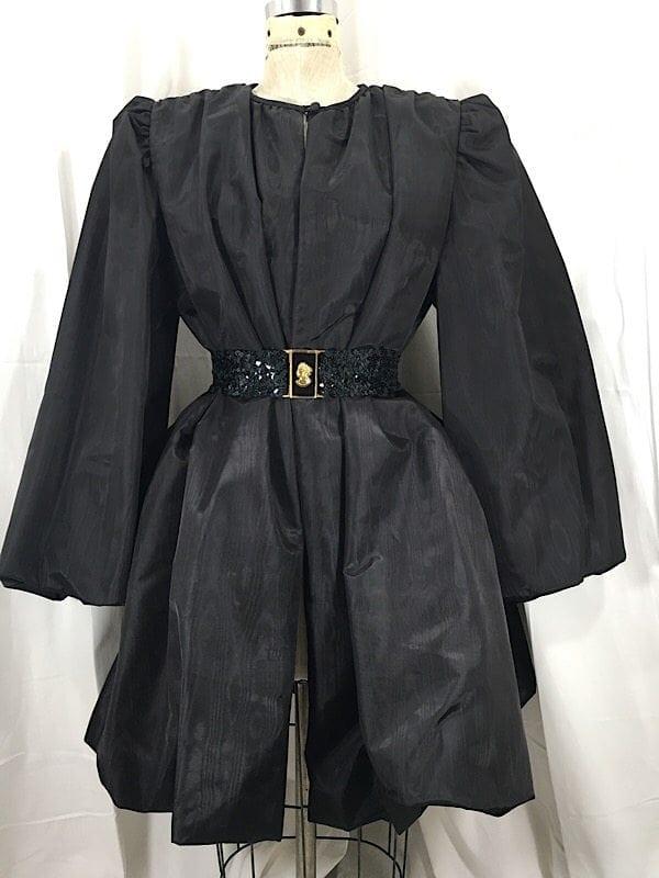 la-boudoir-miami-vintage-1980s-black-taffeta-opera-coat-2