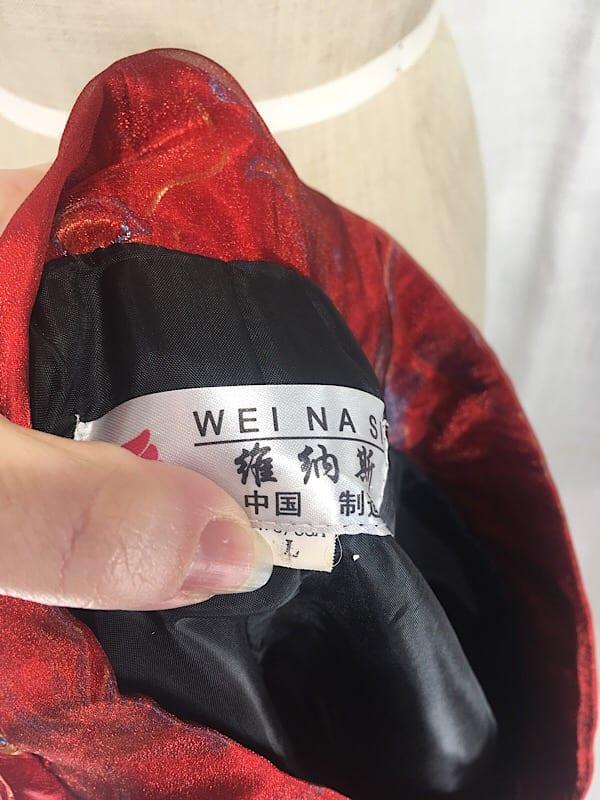 la-boudoir-miami-1940s-red-satin-floral-embroidered-asian-blouse-7