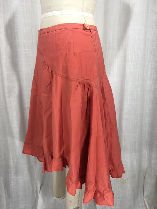 la-boudoir-miami-coral-brushed-denim-praire-skirt-5