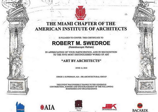 AIA Miami Award