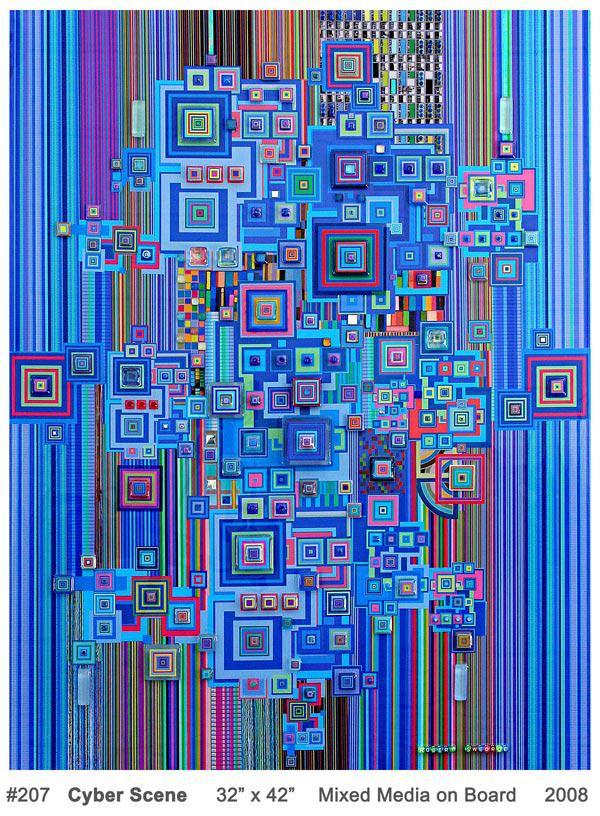 Cyber Scene by Robert M Swedroe
