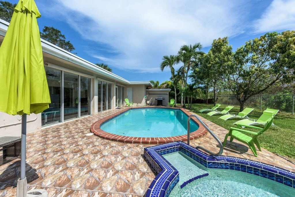Vacation Home 5 Bedrooms with Pool and Spa - 21011387