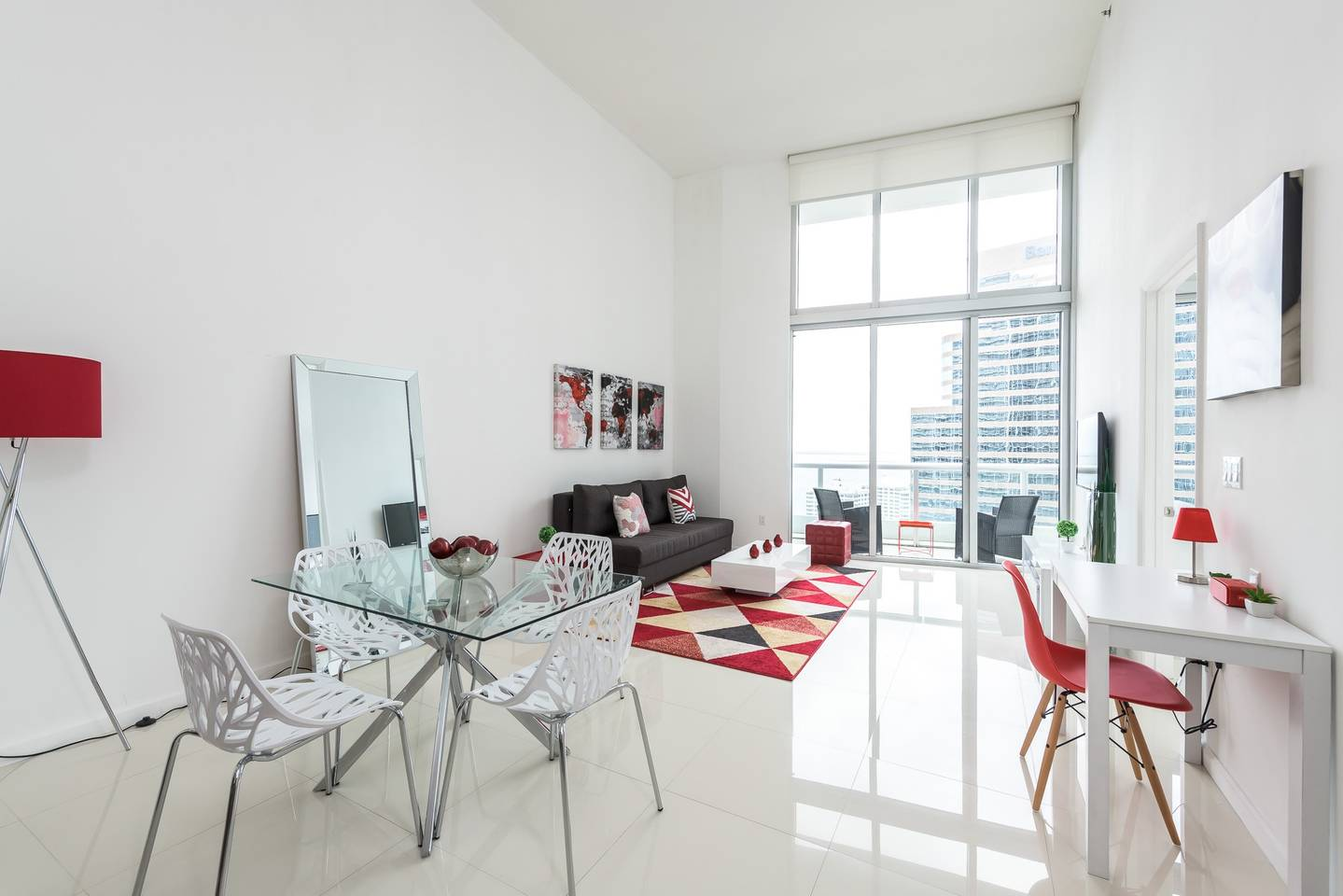 Waterfront Luxury 2 Bedrooms W Hotel Brickell