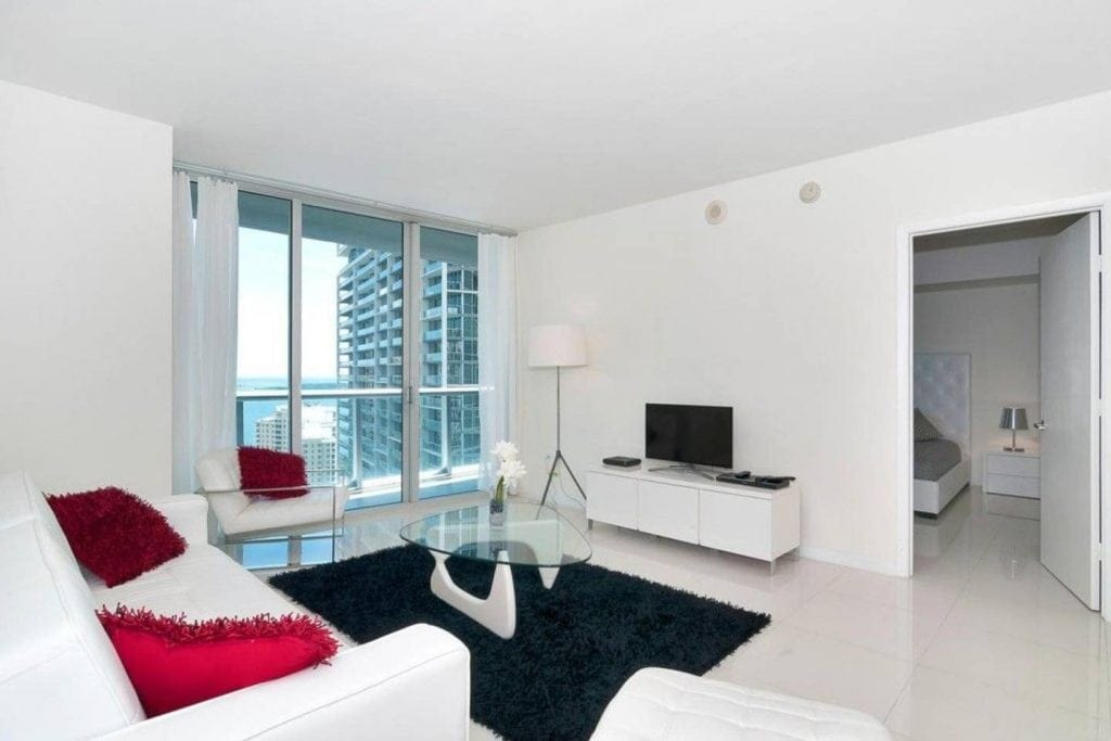 Waterfront Luxury 1 Bedroom W Hotel Brickell - 14646494