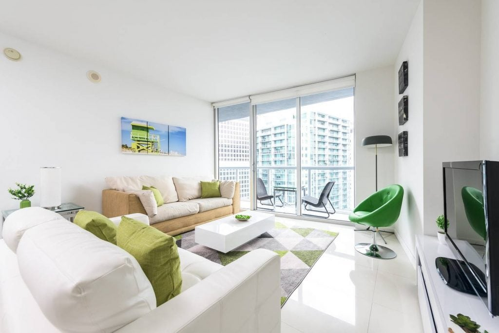 Waterfront Luxury 1 Bedroom Unit W Hotel Brickell – 27404209