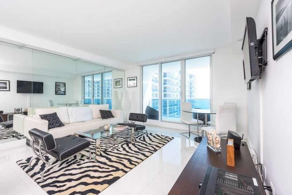 Large 2BR Oceanfront at Roney Palace South Beach – 21188417