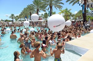 iHeartRadio Ultimate Pool Party Presented By VISIT FLORIDA At Fontainebleau's BleauLive – Pool Stage Show