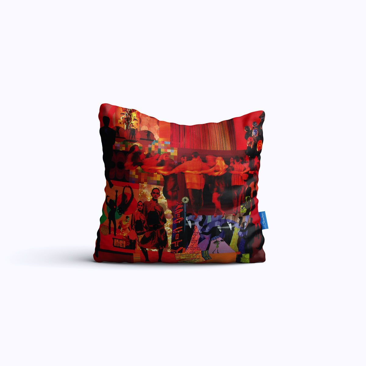 RMS002-Riverdance – Throw Pillow – Swedroe Licensing