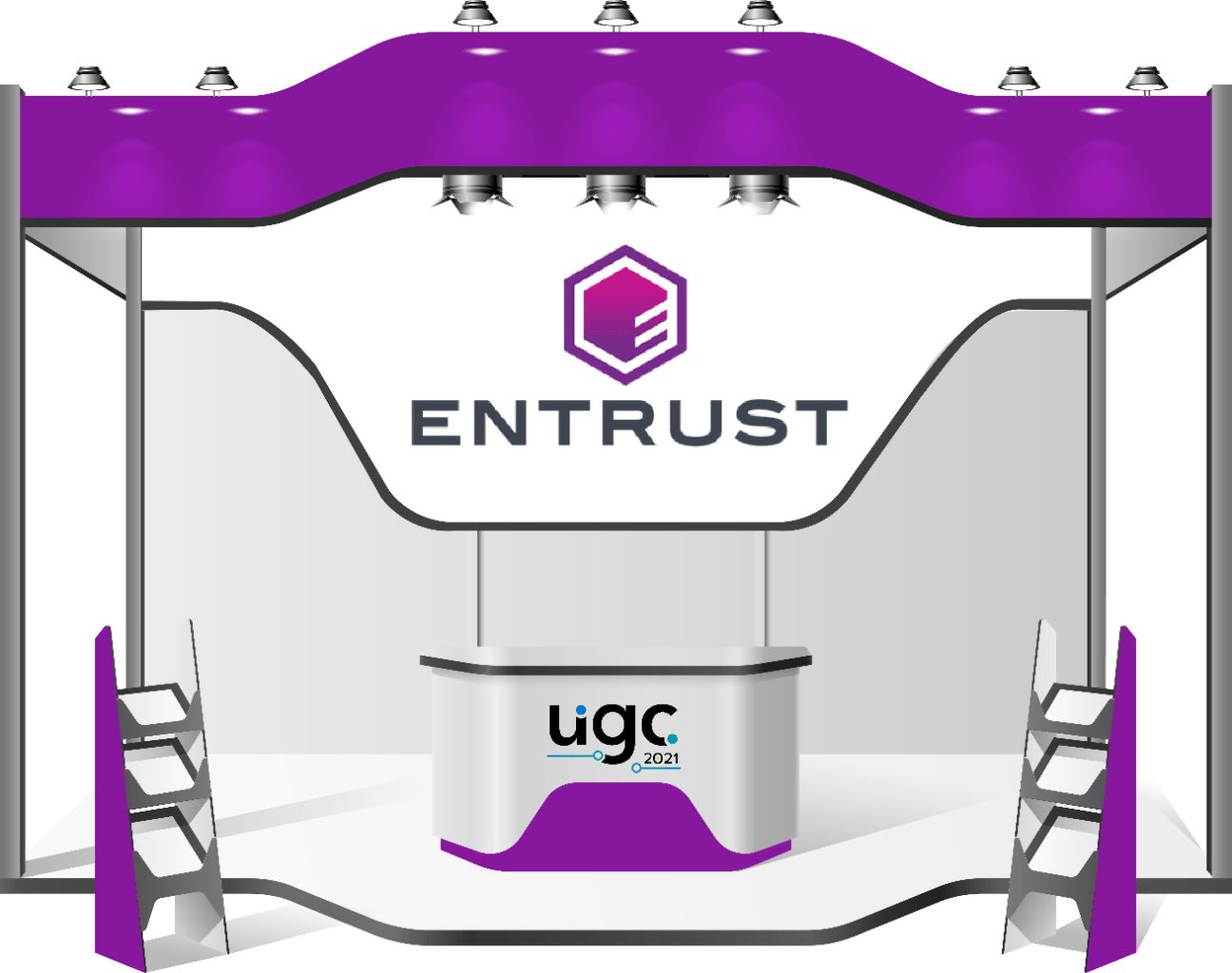 Visit the Entrust Booth
