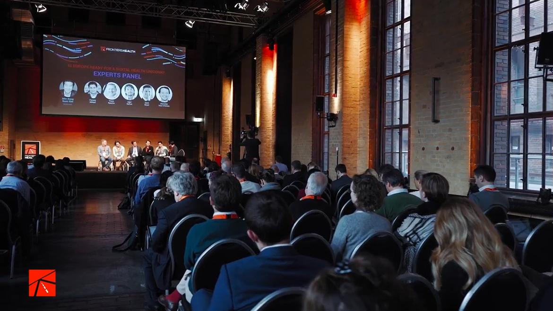 Frontiers Health Berlin 2016 Recap