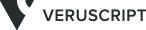 logo Veruscript
