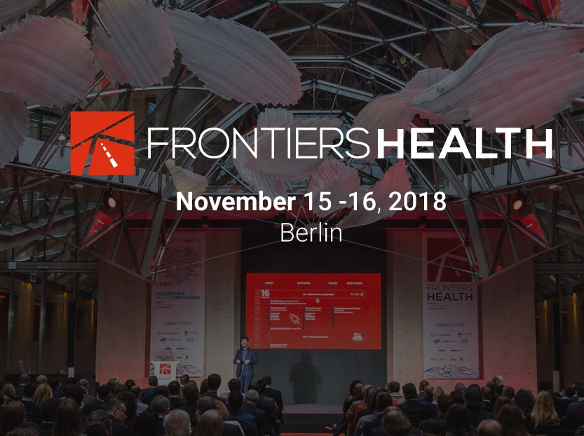 Stay updated and do not miss the upcoming news about Frontiers Health conference