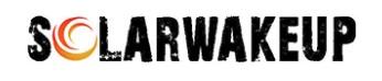 Solar Wakeup logo