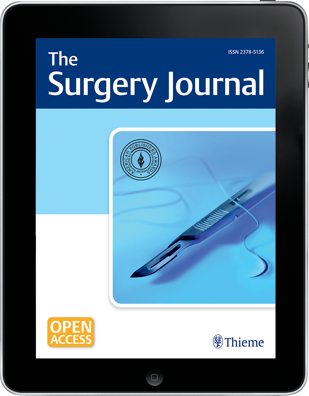 image The Surgery Journal on Device
