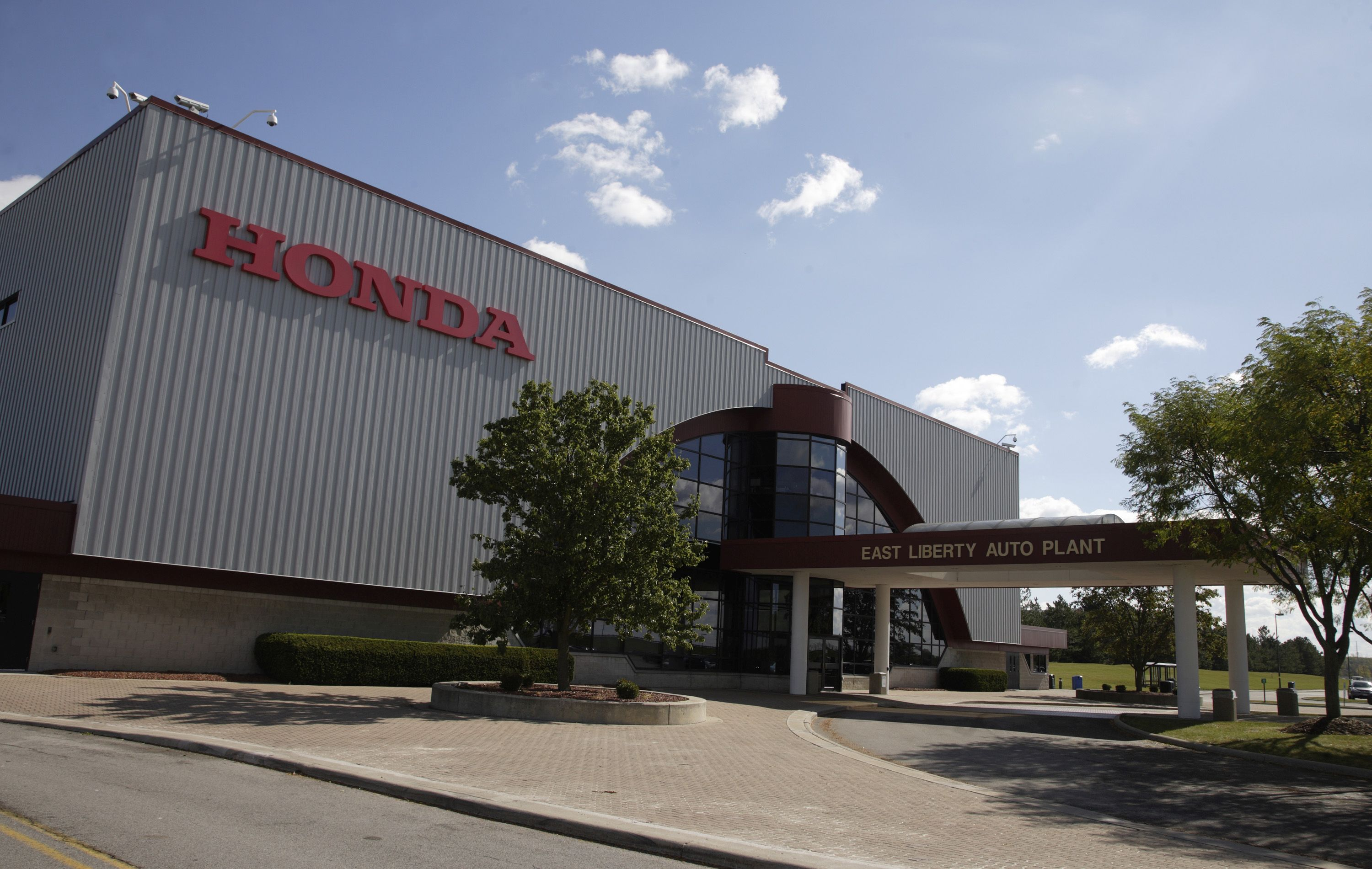 Since Opening In December 1989 Hondas East Liberty Auto Plant Has Manufactured More Than 45 Million Honda And Acura Vehicles The 21 Square Foot