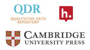 logo QDR Hypothesis Cambridge UP