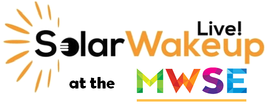 SolarWakeup Live! at the MWSE19