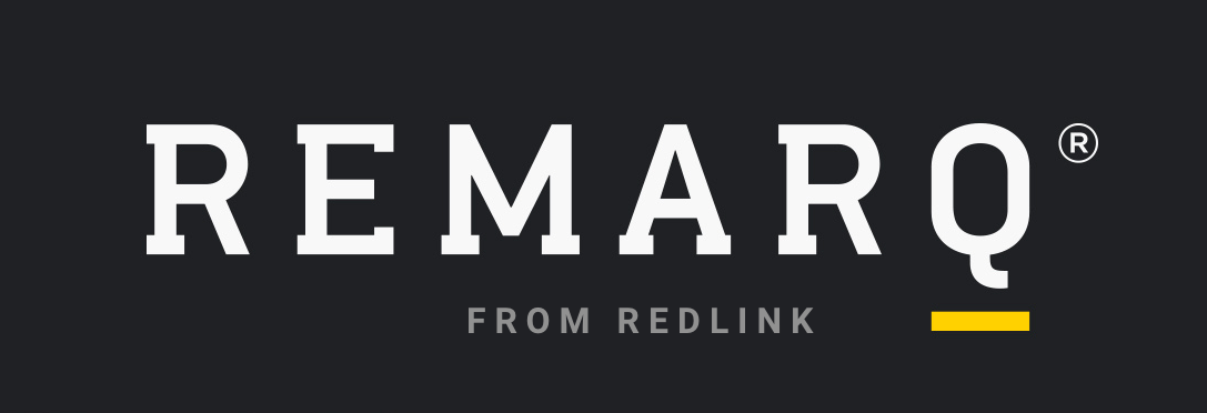 logo Remarq from Redlink