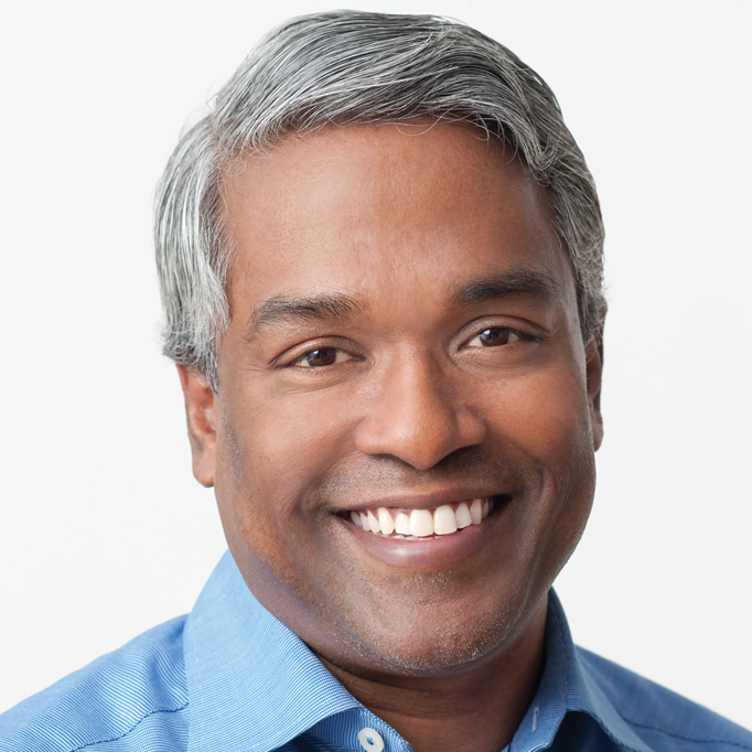 Photo of Thomas Kurian