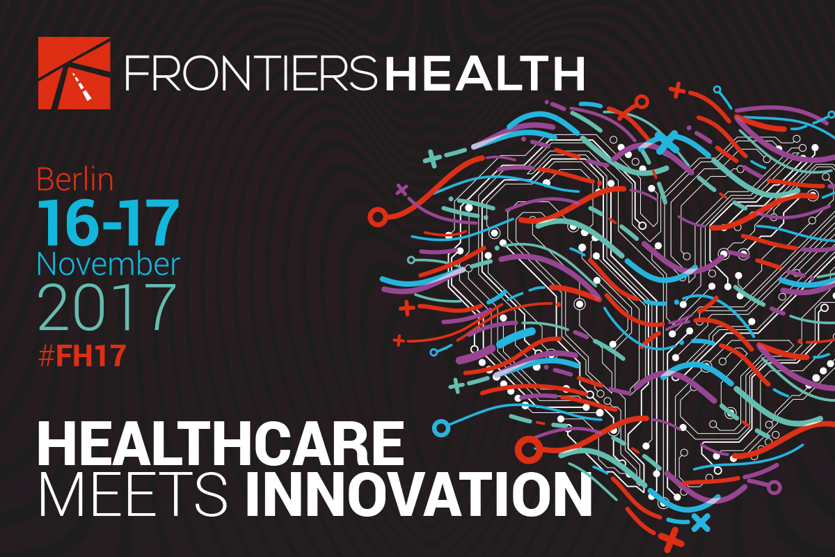 Frontiers Health announces program highlights for the 2017 Berlin event