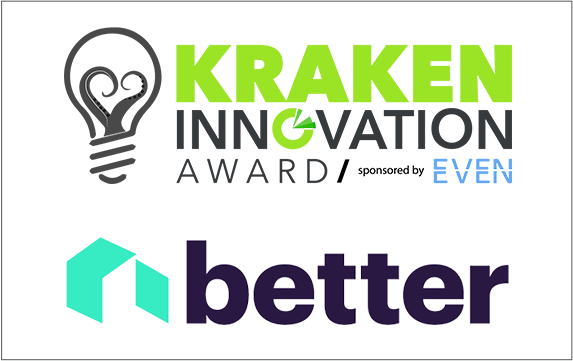 COMPLY2019 Kraken Innovation winners Better Mortgage