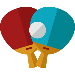 Ping Pong Graphic