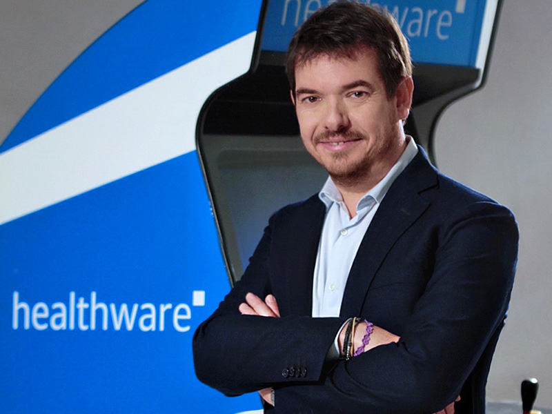 Frontiers Health renews partnership with Healthware to curate the 2017 conference