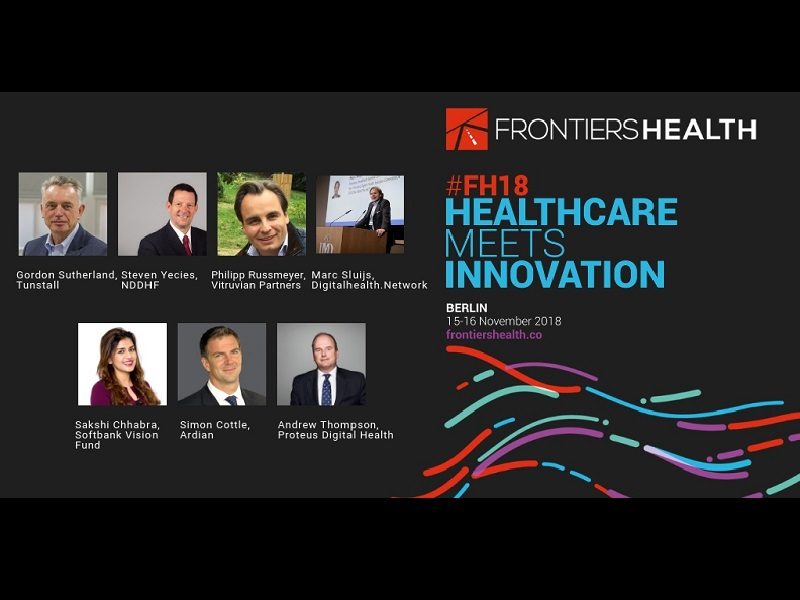 "Introducing the panel ""Digital health – opportunities for large investors"""
