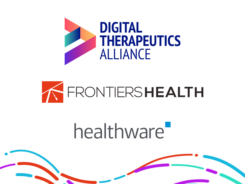 European unveiling of Digital Therapeutics Alliance at Frontiers Health conference in Berlin