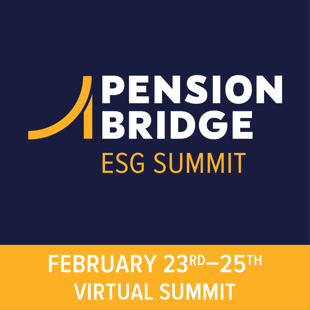 The Pension Bridge ESG Summit