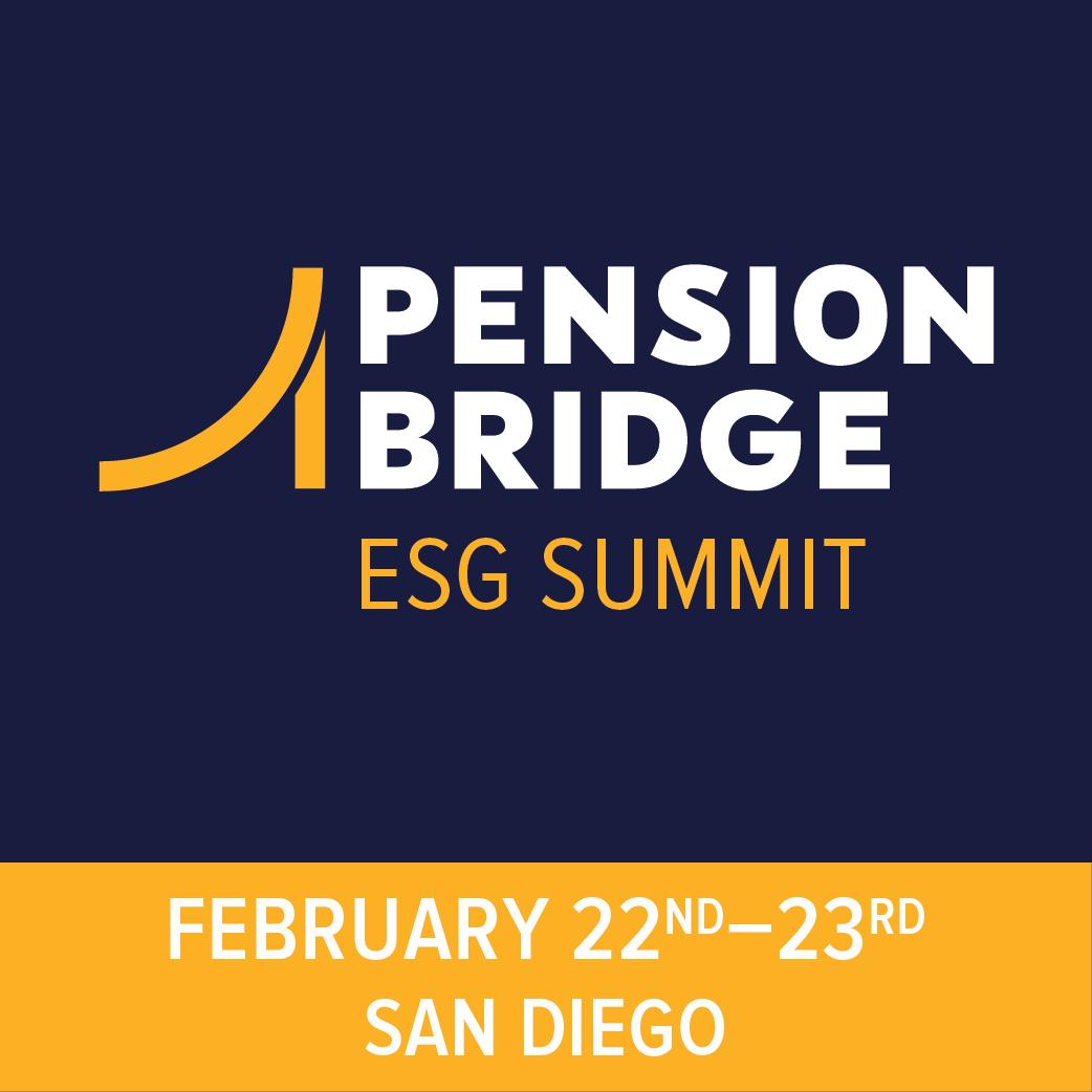 The Pension Bridge ESG Summit