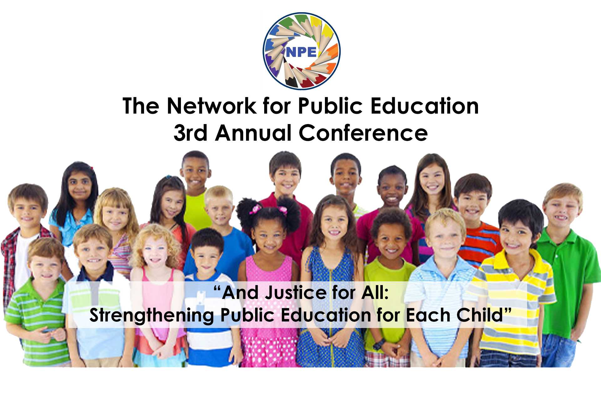 NPE's 3rd Annual Conference in Raleigh NC