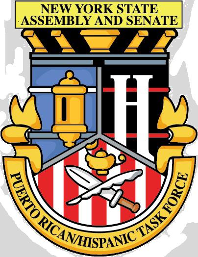 NYS PR Hispanic Task Force Logo
