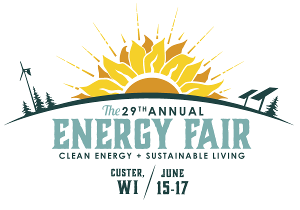 29th Energy Fair logo