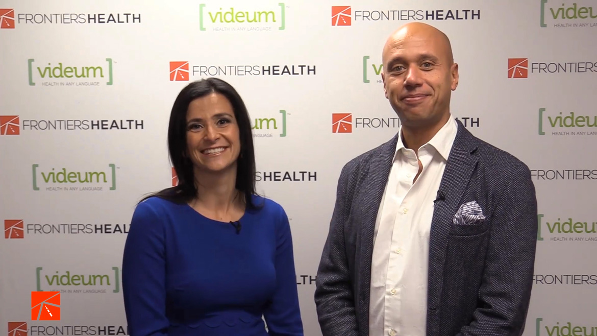 Matteo Penzo on why they created the conference and what's next for Frontiers Health