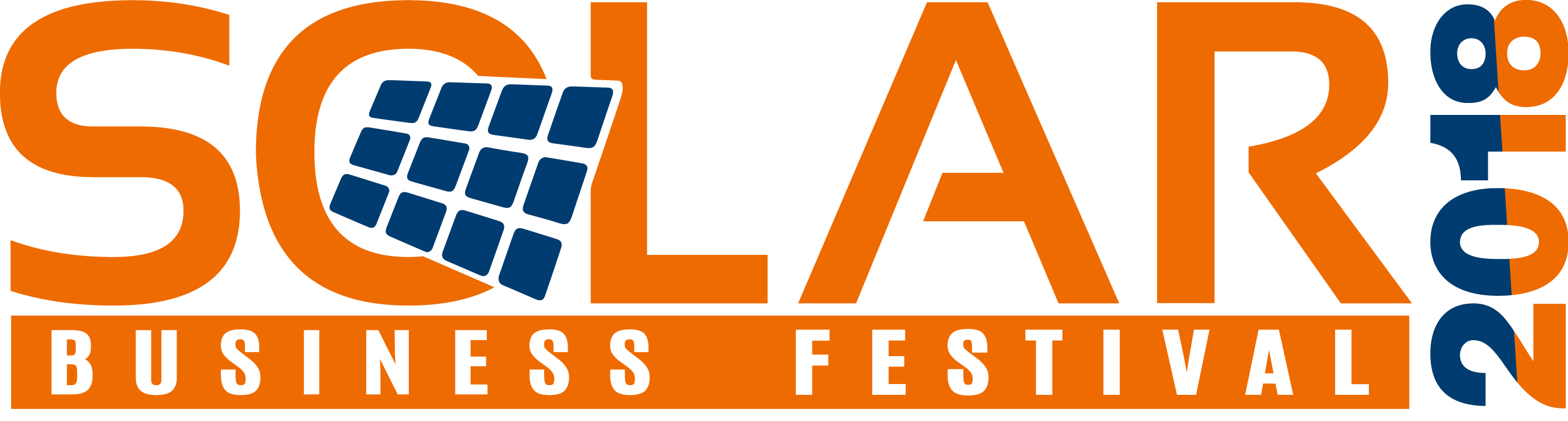 Solar Business Festival 2018 logo