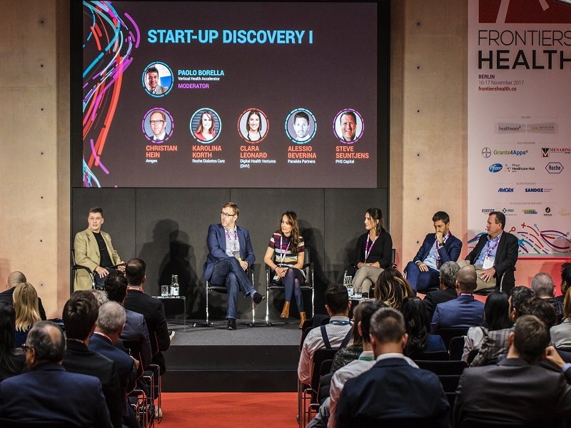 Is your company going to blow up Healthcare as we know it? Apply to FH18 Start-Up Discovery!