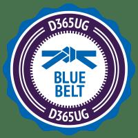 D365 Blue Belt Badge