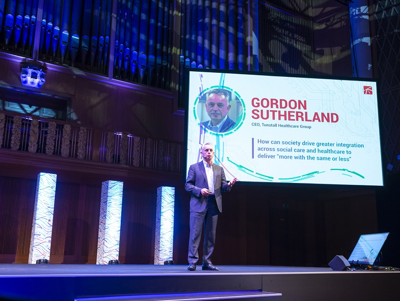 Interview with Gordon Sutherland