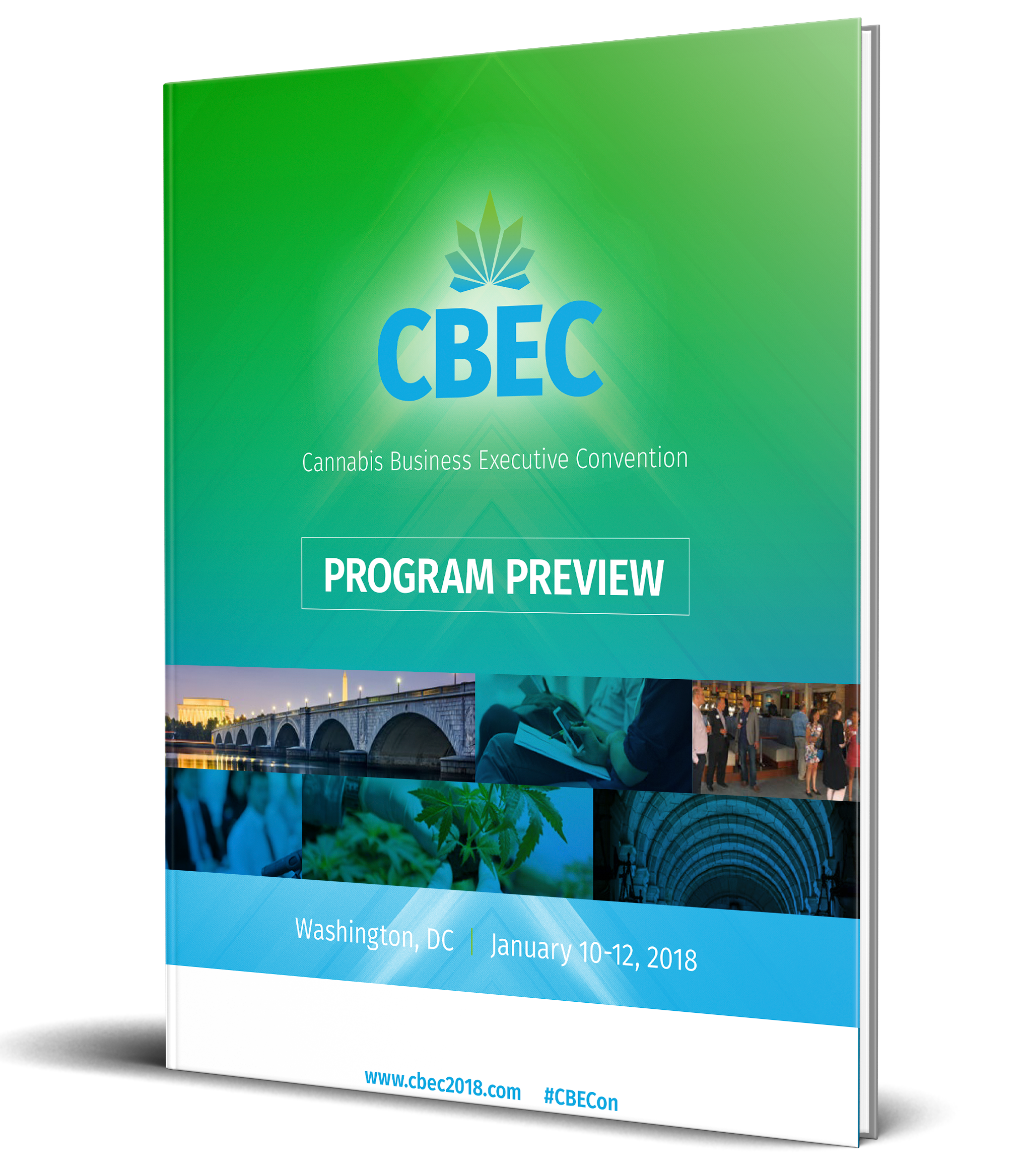 The Cannabis Business Executive Convention Program Preview