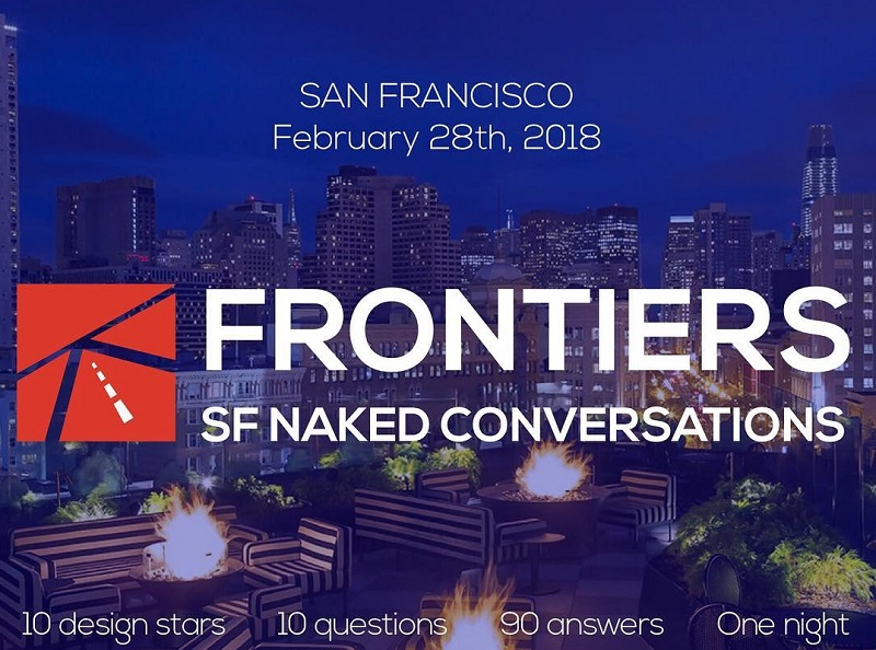 Naked and heated conversations around the future of design in San Francisco