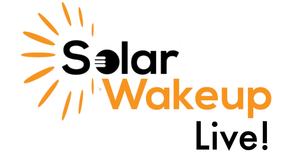 SolarWakeup Live! Logo