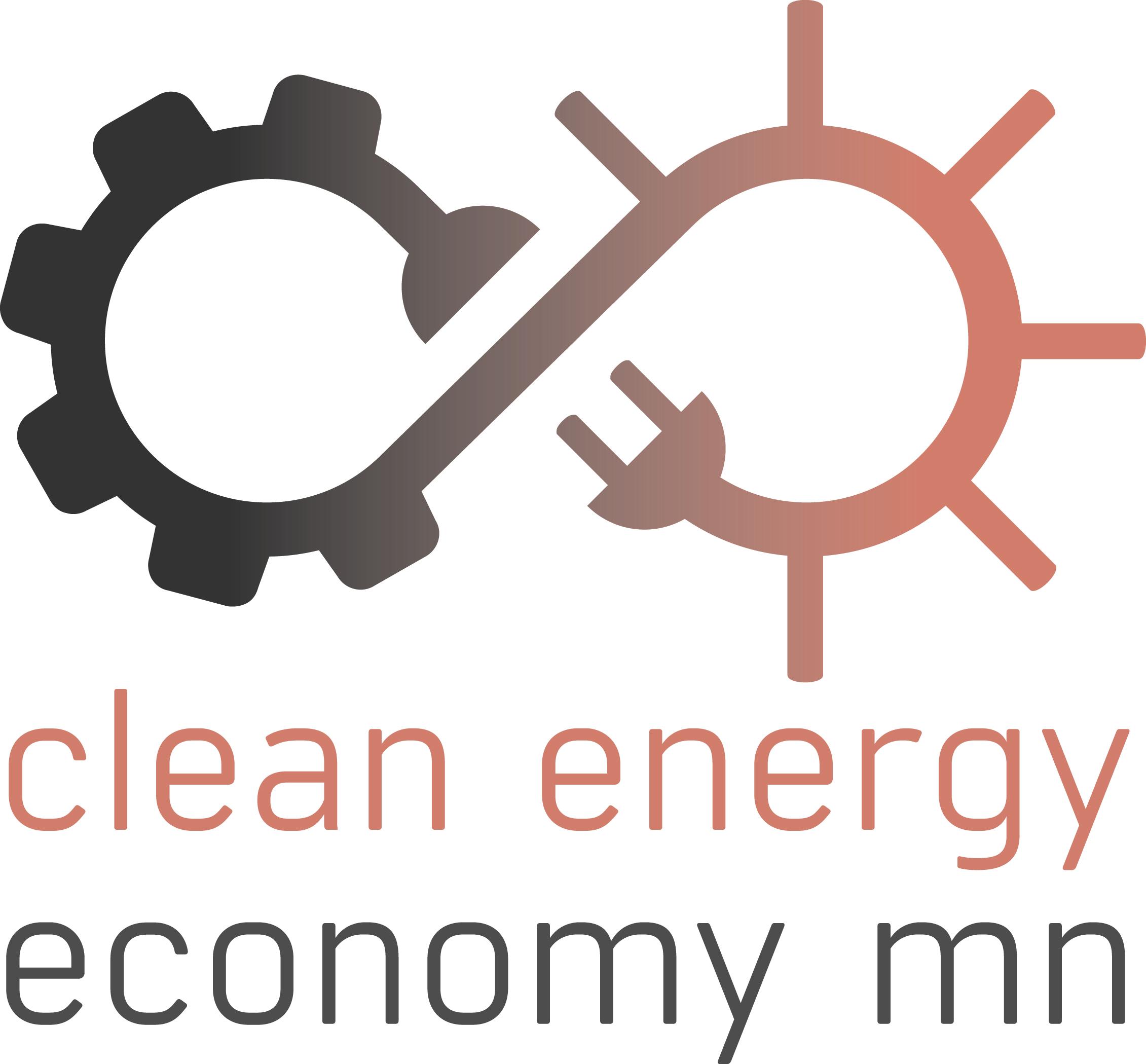 Clean Energy Economy MN logo